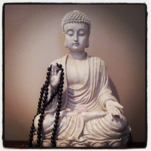 Mala Beads at The Retreat
