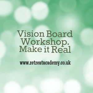 Vision Board Workshops at The Retreat